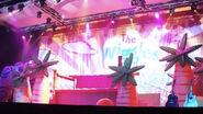 Wiggly Safari Show Stage