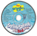 SplishSplashBigRedBoatalbumdisc