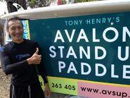 TonyHenry'sAvalonStandUpPaddle