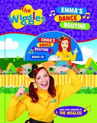 Book & CD - Emma's Dance Routine