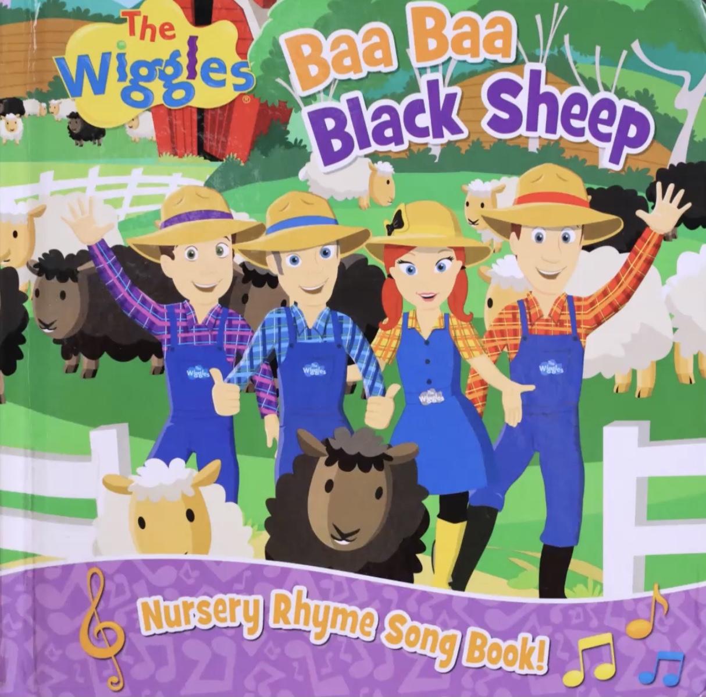 Baa Baa Black Sheep (book)