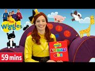The Wiggles- The Wiggles- Animals Alphabet! - Learn Your ABCs - Wiggly Animals & Alphabets - 1 hour