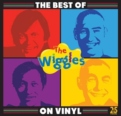 The Best of The Wiggles on Vinyl