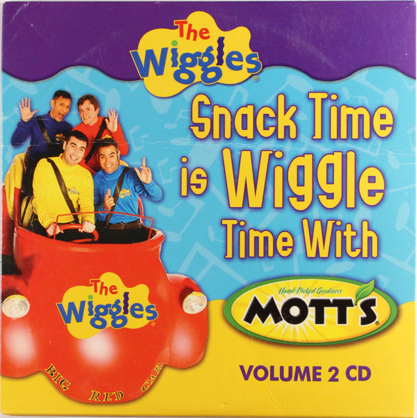 Snack Time is Wiggle Time With Mott's