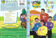 The Wiggles- Wiggly Play Time 2007 Full DVD Cover