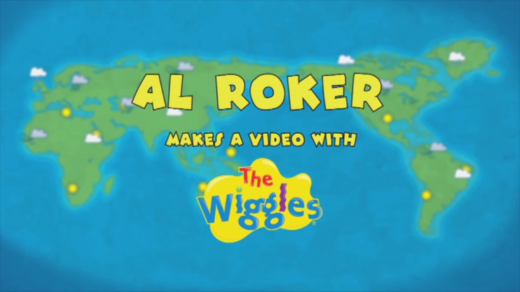 Al Roker Makes a Video With The Wiggles