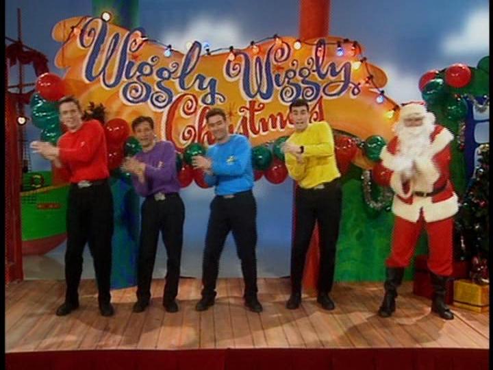 Let's Clap Hands for Santa Claus