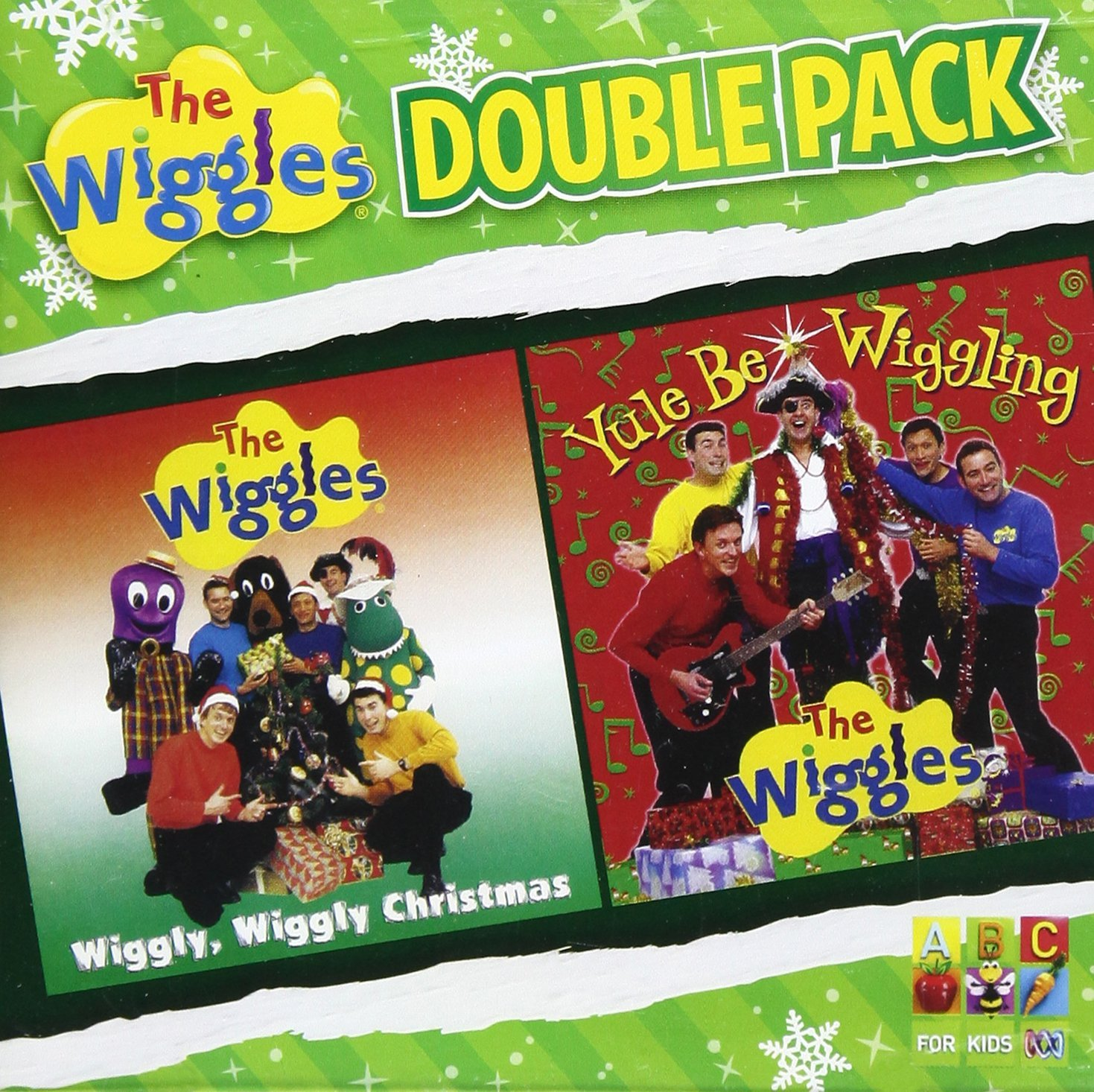 Double Pack: Wiggly, Wiggly Christmas + Yule Be Wiggling