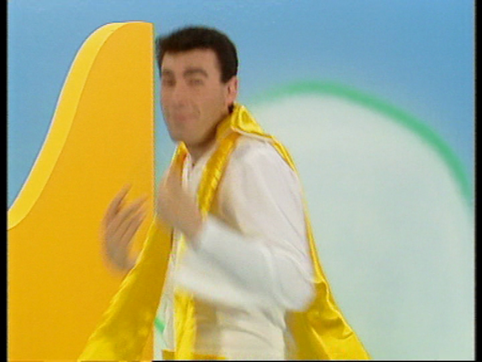 The Wiggles' Elvis Styled Clothing