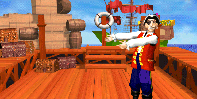 Captain Feathersword's Treasure Chest