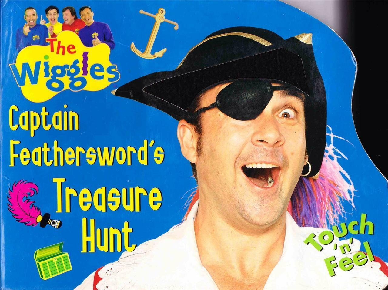 Captain Feathersword's Treasure Hunt
