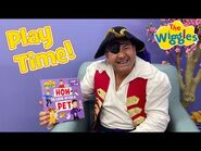 The Wiggles- Play Time with Captain Feathersword - Book Reading - How To Look After A Pet!
