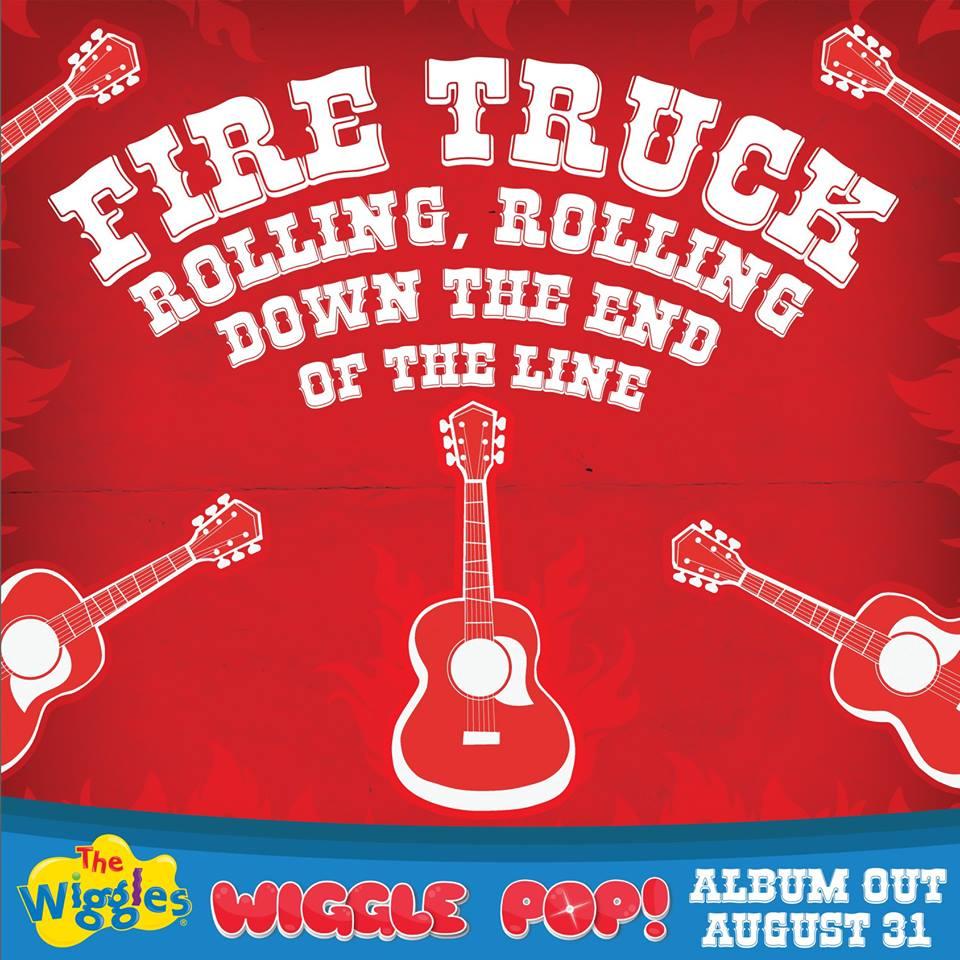 Fire Truck Rolling