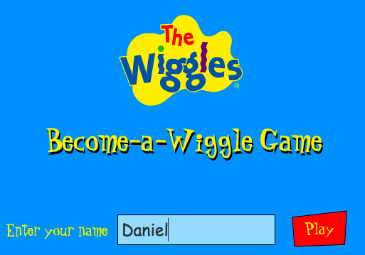 Become-a-Wiggle Game