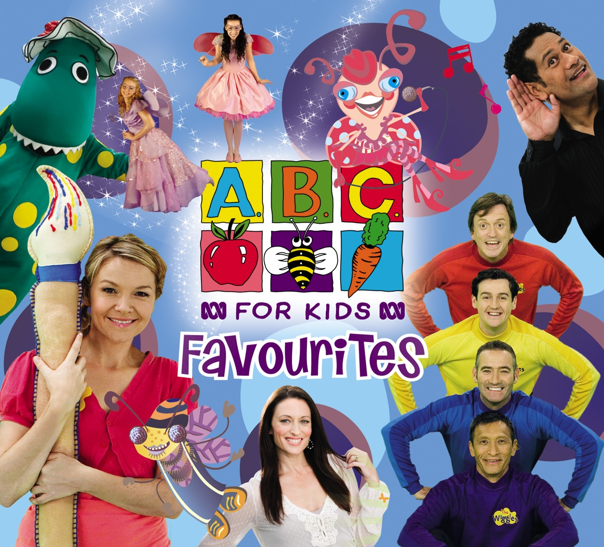 ABC For Kids Favourites (album)