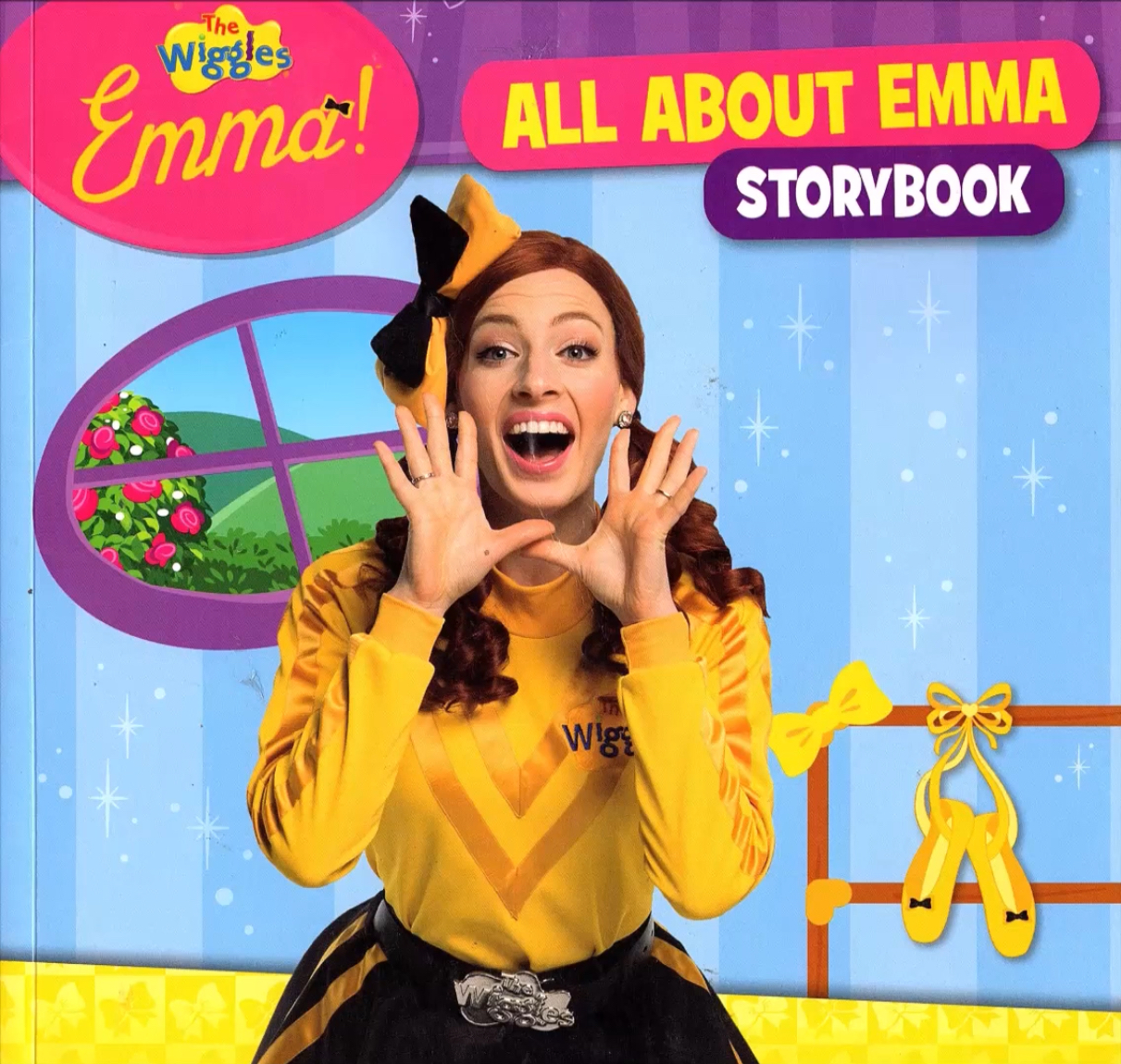 All About Emma Storybook