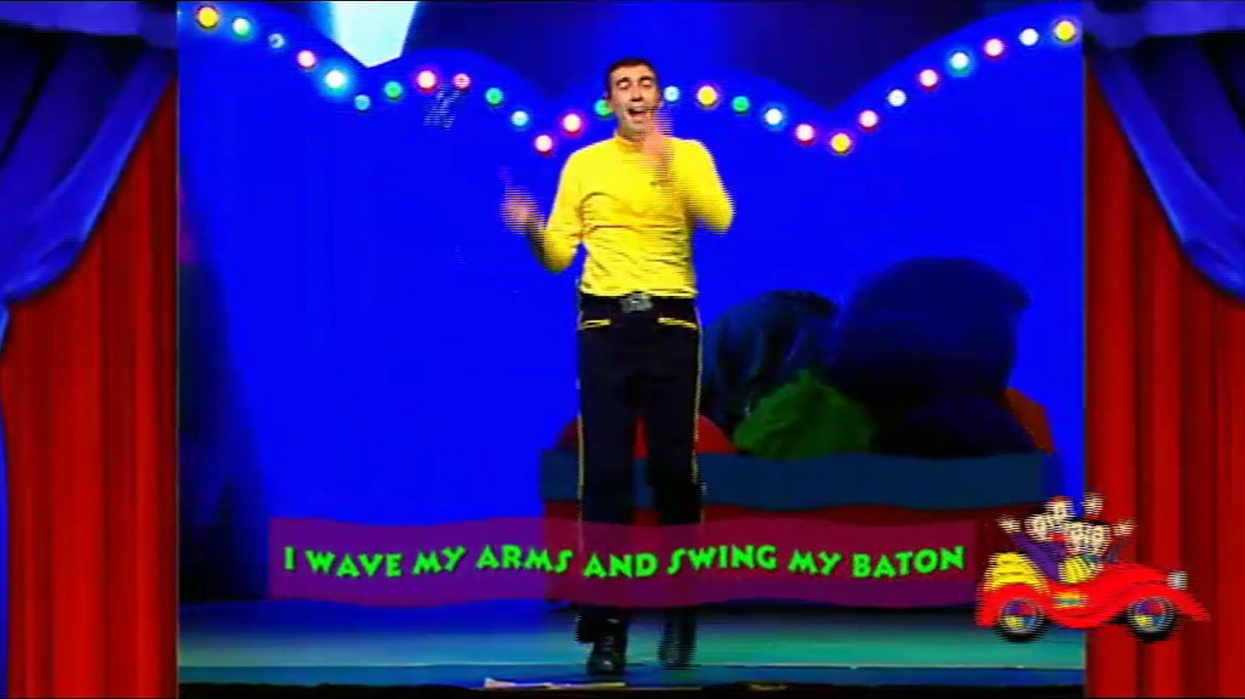 I Swing My Baton