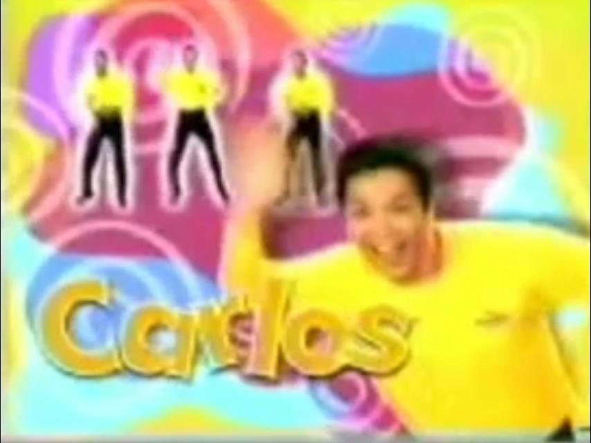 Carlos Wiggle
