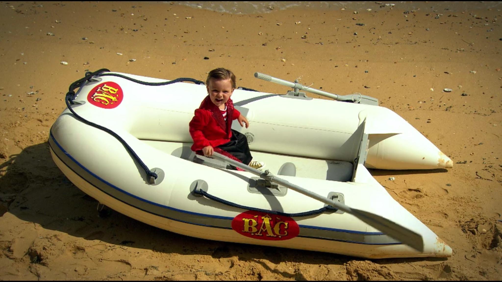 Circus Raft