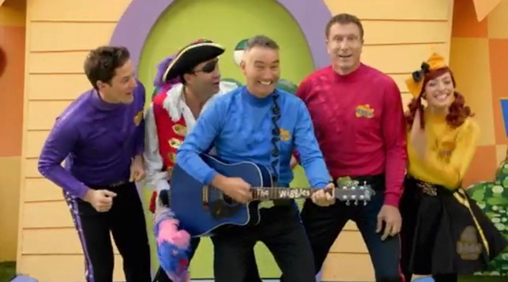 To The Wiggles Show