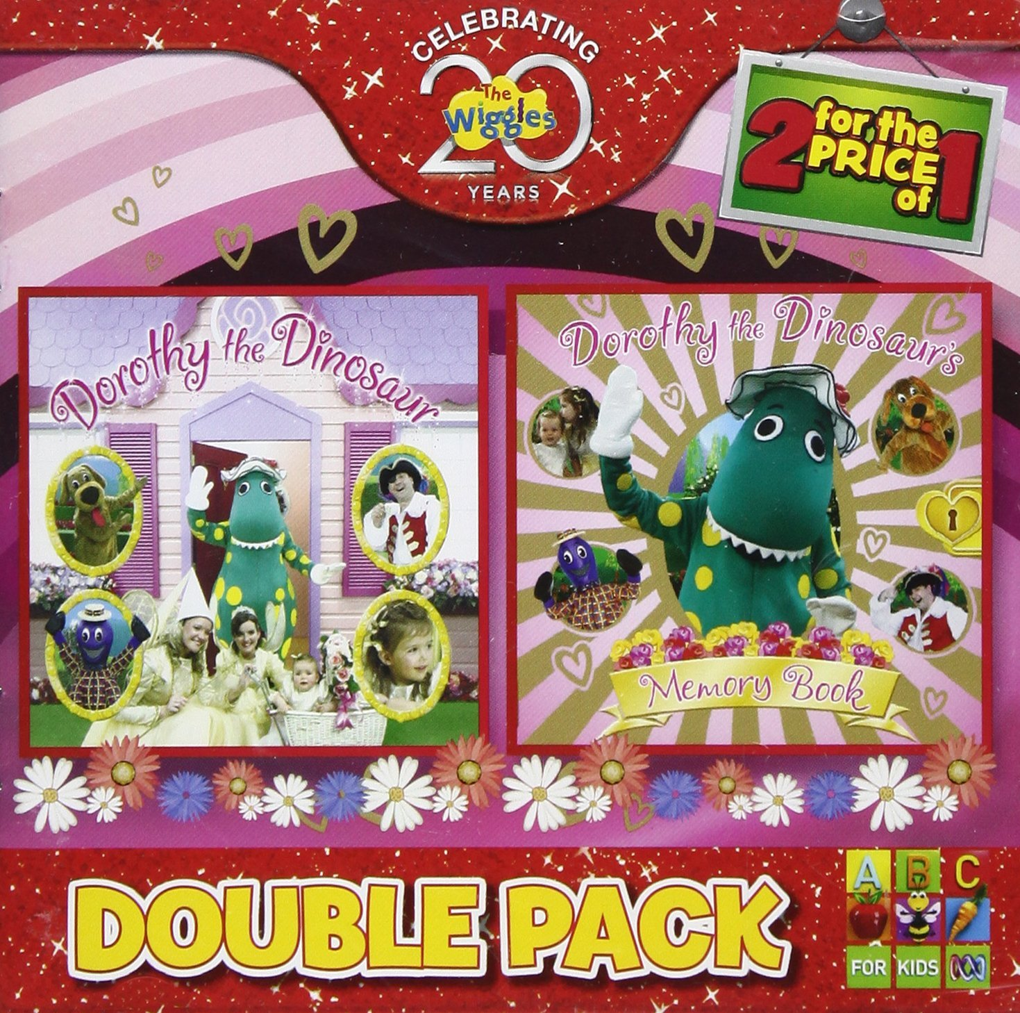 Double Pack: Dorothy the Dinosaur + Dorothy the Dinosaur's Memory Book