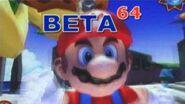 Beta64 - Super Mario Sunshine