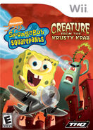 Spongebob Squarepants Creature from the Krusty Krab