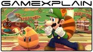 250 Screenshots of Super Smash Bros Wii U - New Items, Assist Trophies, and More! (Slideshow)