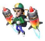 Plitowings Resort - Super Rocket Belt