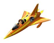 Turbo Jet - Pilotwings Resort