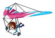 Pilotwings Resort - Hang Glider