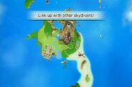 Wuhu Island in Skydiving