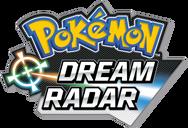The logo for Pokémon Dream Radar
