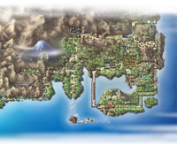 Kanto in Pokémon HeartGold and SoulSilver