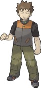 Brock in FireRed and LeafGreen