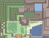 Map of pal Park