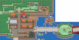 Map of Driftveil City