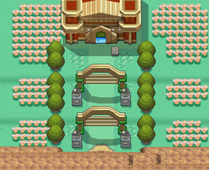Map of kanto Route 23