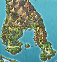 Battle Zone as seen in Pokémon Diamond, Pearl and Platinum