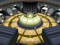 Map of battle Subway