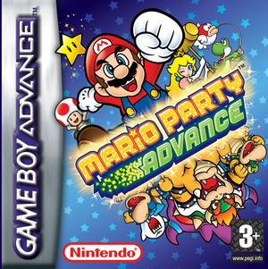 Mario Party Advance