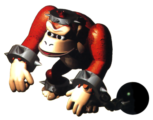 Chained Kongs