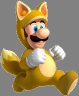 Luigi Kitsune