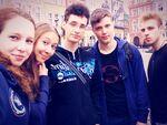 Russian team CommConn16