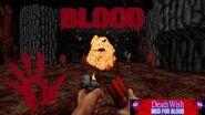 Blood. Death Wish. E1M1. Music - Alexeenkov Alexey, Umarova Jamilya