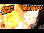 SHAMAN KING - Official Trailer - Netflix Anime