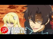 Combatants Will Be Dispatched! (2021) - Official Trailer 2 - English Sub
