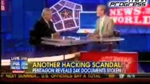Fox And Friends' Comically Clumsy Defense of News Corp.