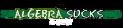 Algebra Sucks logo.png
