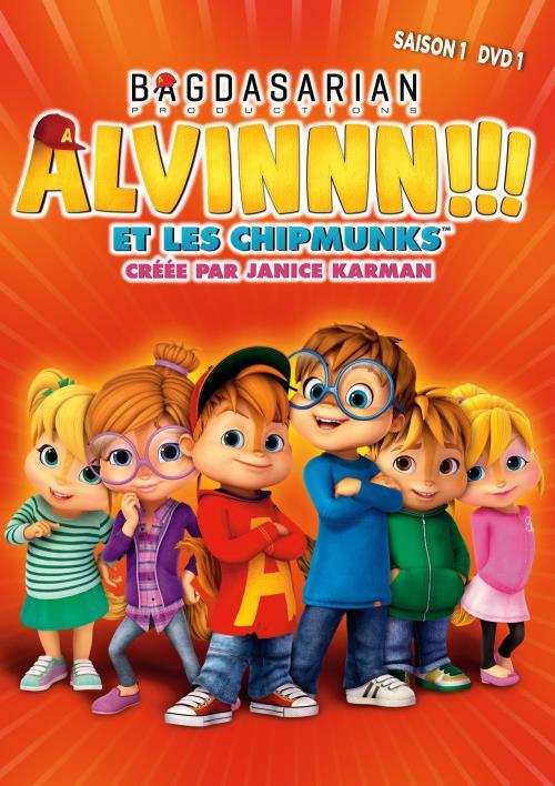 Alvin et les Chipmunks (série télévisée d'animation, 2015)